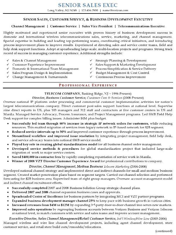 Sales Executive Resume - http\/\/jobresumesample\/1297\/sales - medical sales resume sample