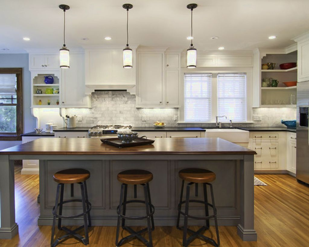 Kitchen Lights Over Island Gorgeous Pendant Lights For Kitchen Ideas Over Kitchen