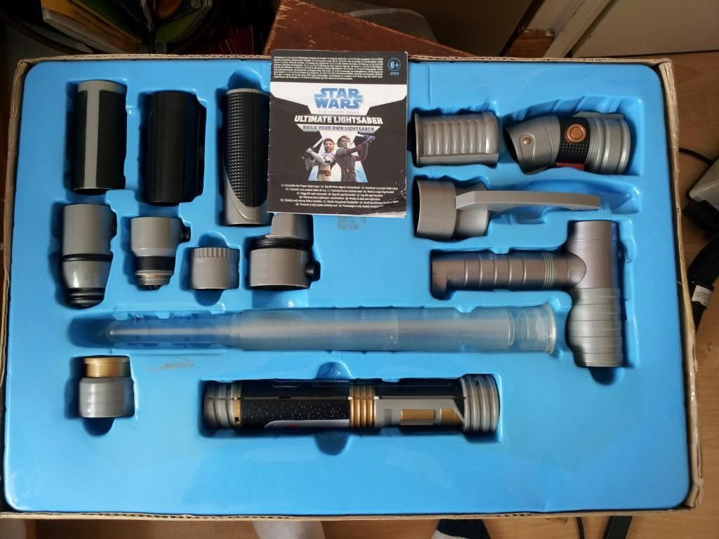 Clone Kit Star Wars Ultimate Lightsaber Kit The Clone Wars 319