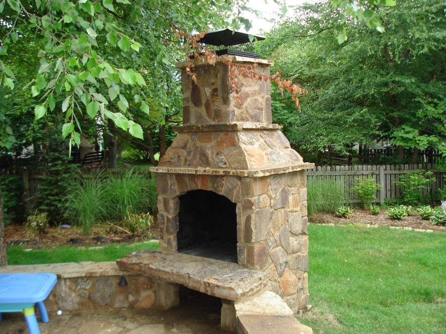 Outdoor Fireplaces Free Patio Fireplaces Gnome Landscape