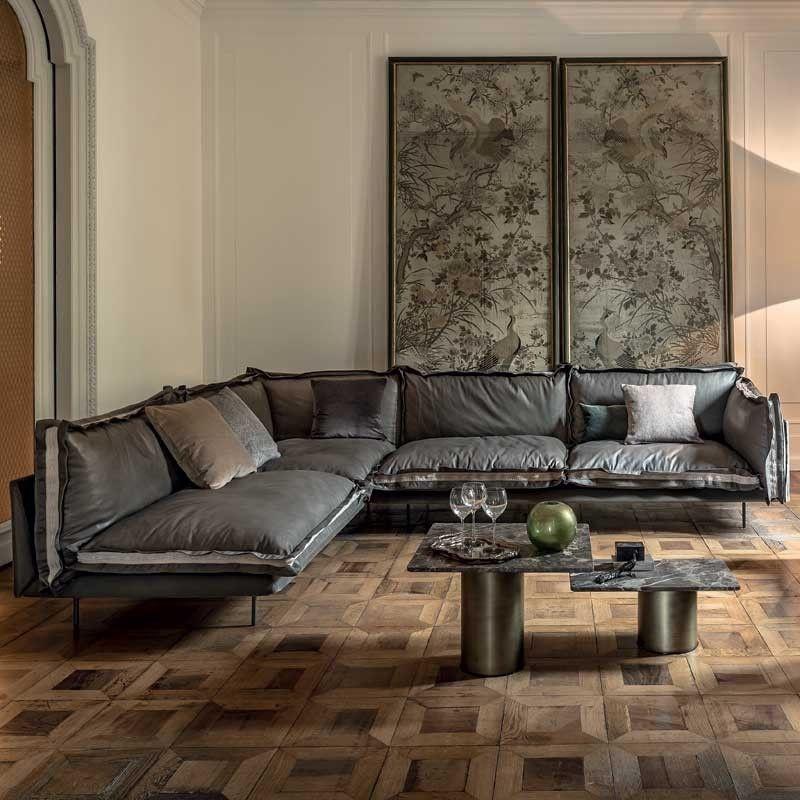 Arketipo Auto-Reverse Corner Sofa by Giuseppe Vigano CASA MIA - designer sofa windsor arketipo