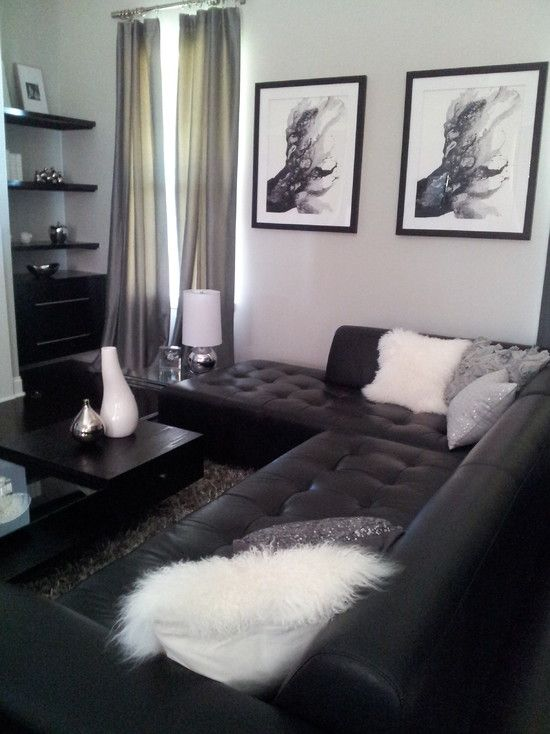 Living Room Decorating Ideas Living Room Decorating Ideas - black and white living room decor