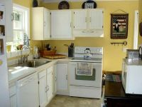 Paint Colors For Kitchen With White Decor Ideas Modern ...