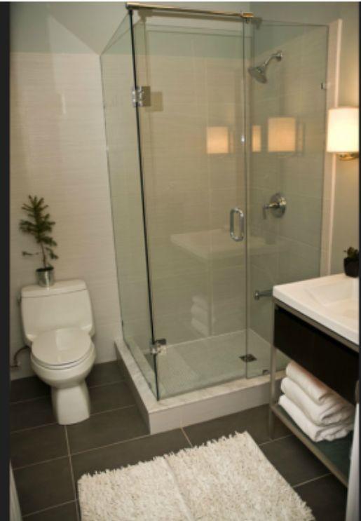 Lavish Small Bathroom Makeover Ideas to Jazz Up Your Bath Area - shower ideas for small bathroom