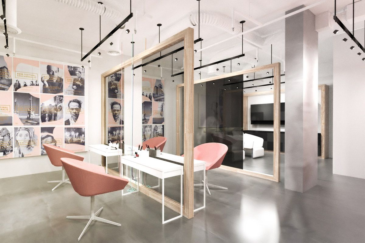 Salons Design Best 25 43 Hair Salons Calgary Ideas On Pinterest Salon