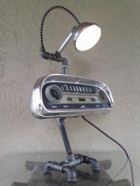 Upcycled Lamp Ideas   upcycle light it up   Pinterest ...