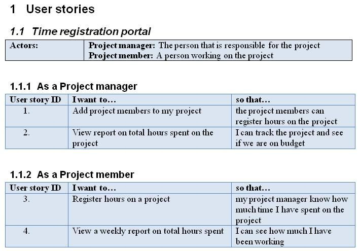 Example User Story Cards User Experience Frameworks - user story template