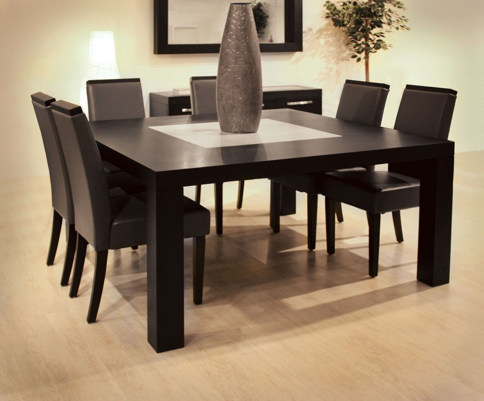 modern kitchen table sets Dining Table Sets Wood Modern