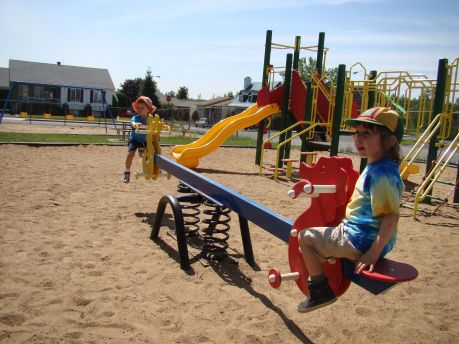 Learning Center is a preschool and child care center operated by Trinity Lutheran