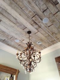 whitewash tongue and groove ceiling - Google Search ...