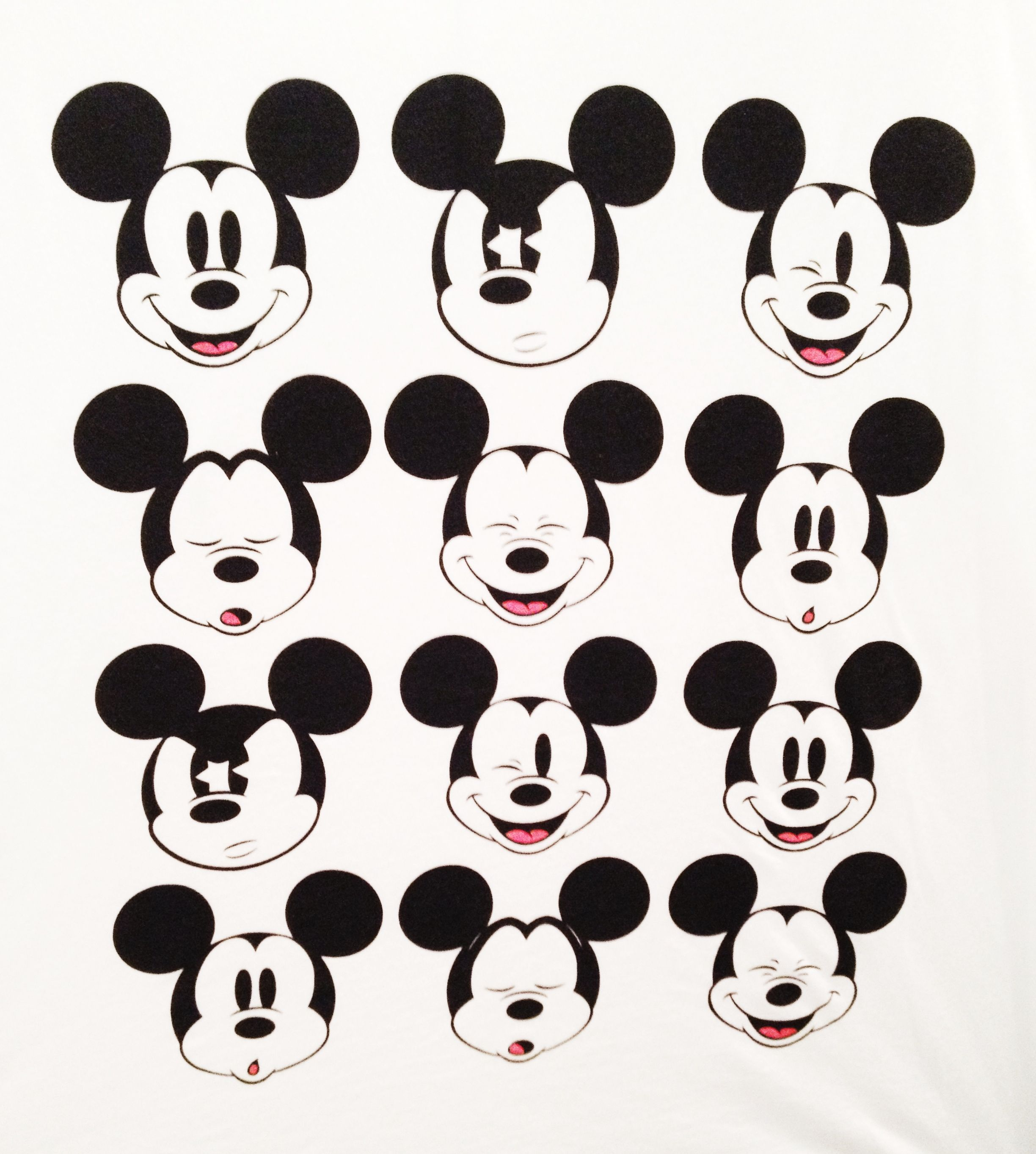 Mickey Mouse Tekenen Mickey Mouse Mickey Mouse And Co Pinterest Mickey