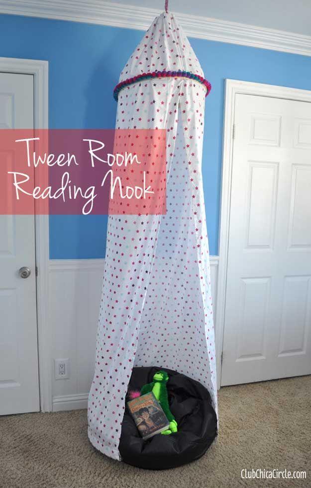 22 Easy Teen Room Decor Ideas for Girls DIYReady Easy DIY - diy teen bedroom ideas