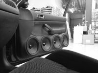 Golf 4 door panels | Car Audio | Pinterest | Car audio and ...