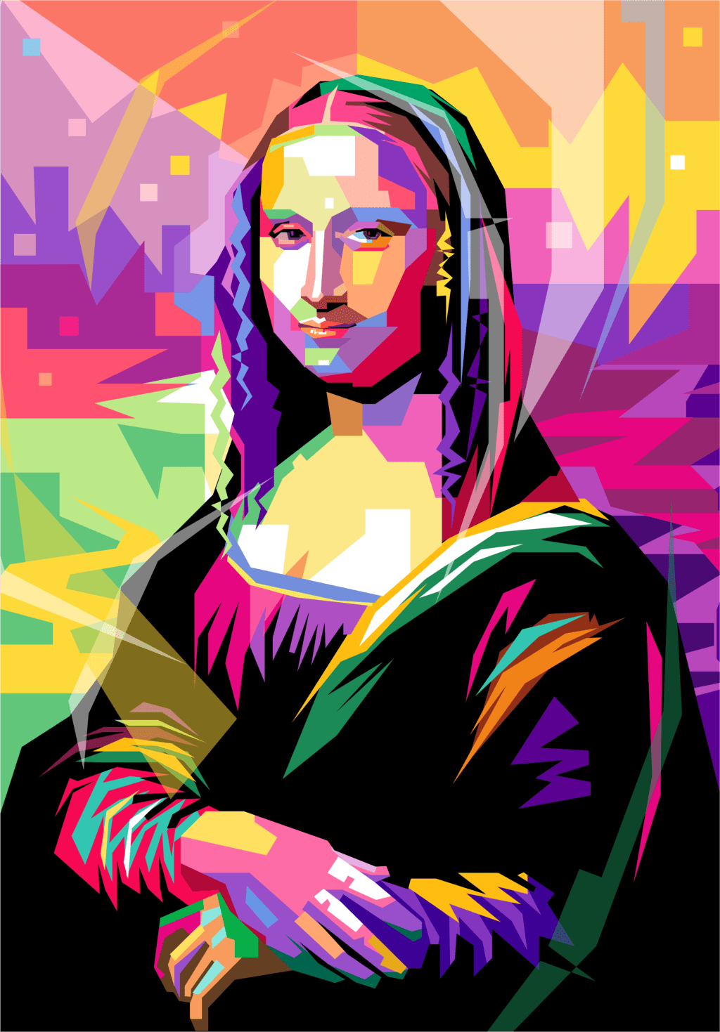 Tableau Joconde Moderne Taylor Swift In Wpap By Iwanuwun On Deviantart Art