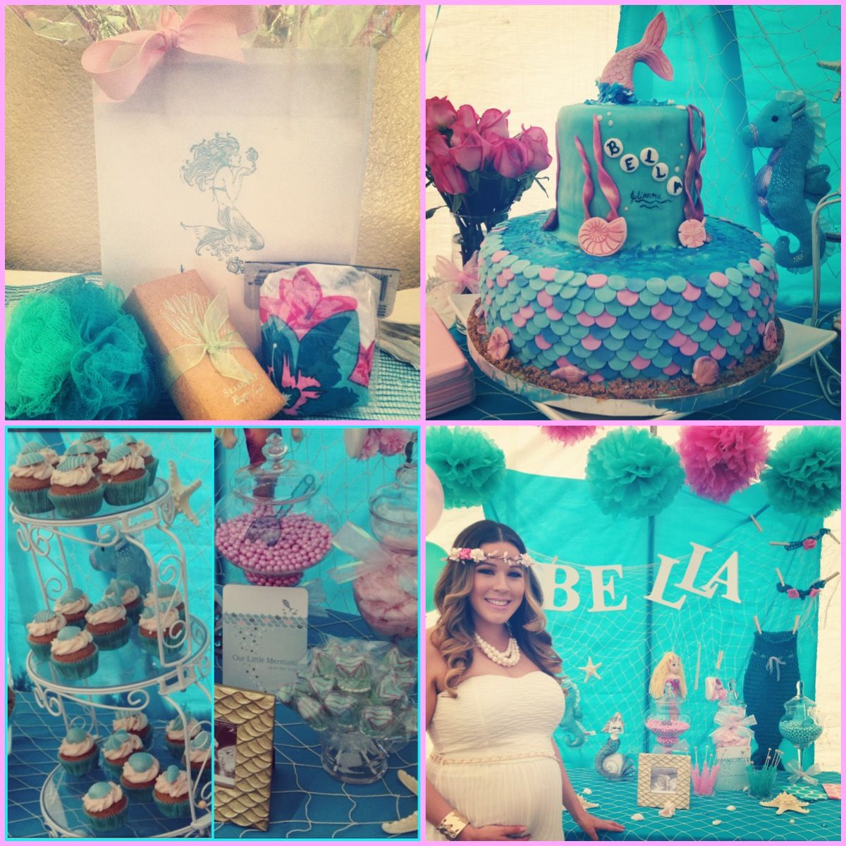 Bathroom Theme Ideas For Adults Mermaid Baby Shower Theme Mermaid Party 1st Birthday
