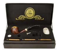 Buy an e-pipe kit and get a Cohiba flavor e-cigar free in ...