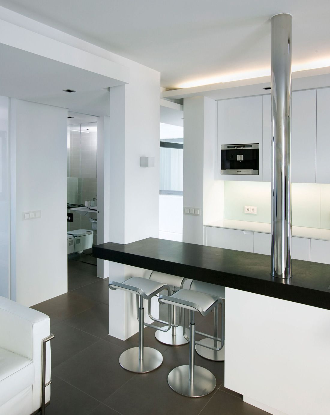 Kitchen Island For Small Apartment Dining Table Kitchen Island Modern Apartment In
