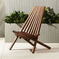 maya wood outdoor chair | Woods, Patios and Outdoor spaces