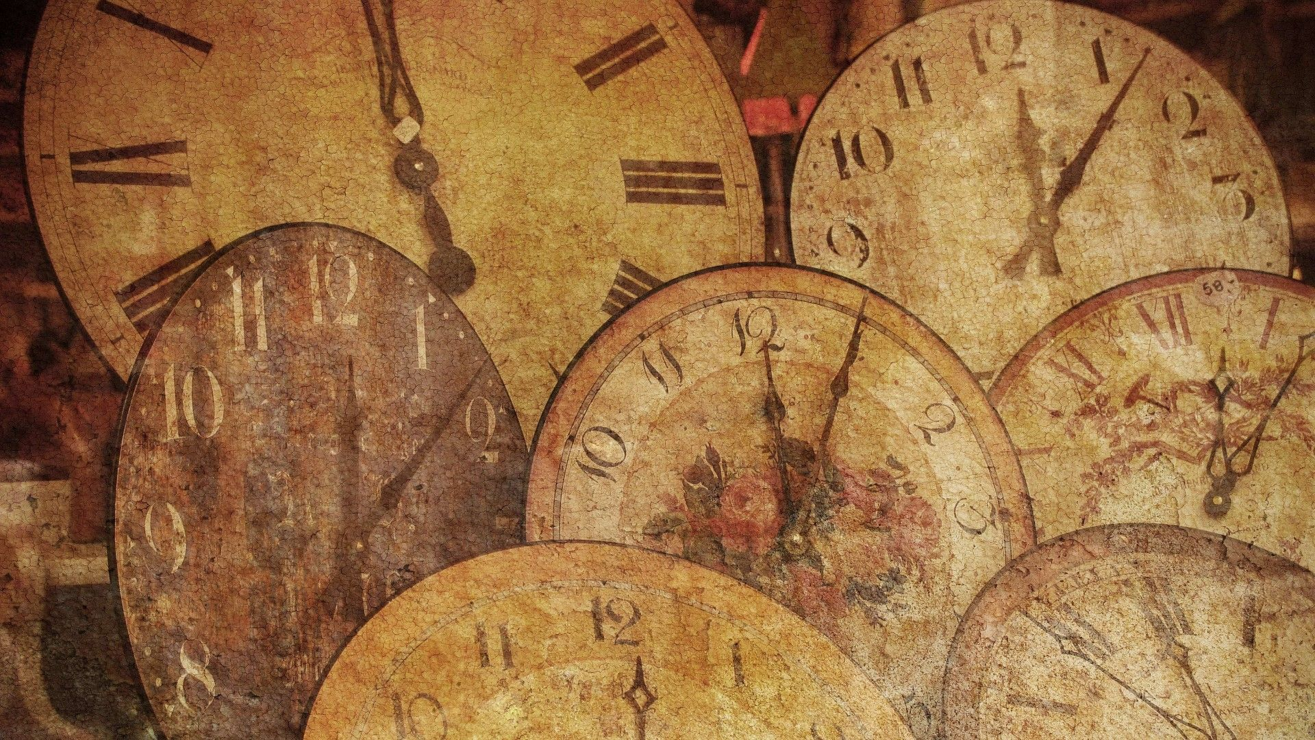 New Years Eve Wallpaper Iphone 6 Arrow Antique Texture Clock Wallpaper Desktop Image