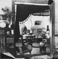 Living room, 1900. | Home Decorating Ideas | Pinterest ...