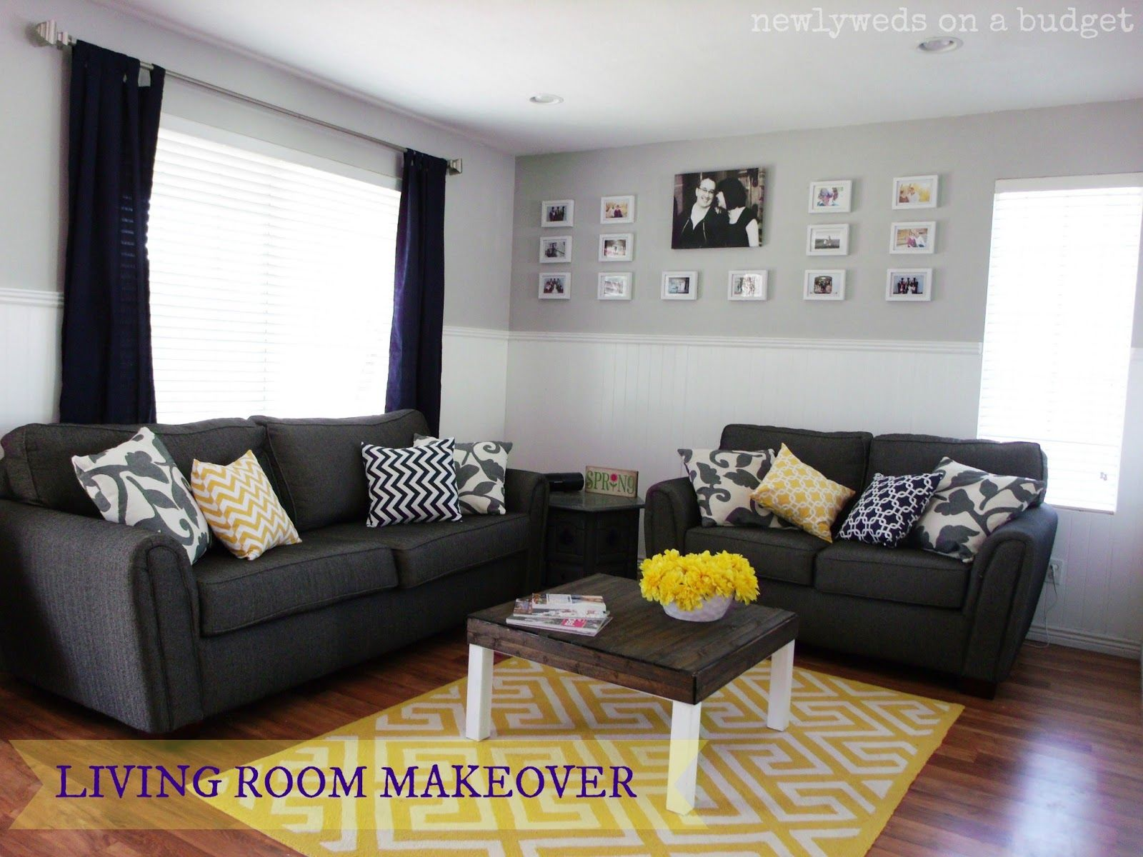 Yellow And Grey Decor Decorating With Yellow And Grey Google Search