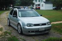 Classic: 2003 MKIV GTI - with Thule | Volkswagen ...