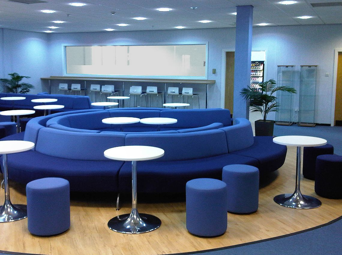 Blue Interior Design Office Design Blue Ideas Office Pinterest Office