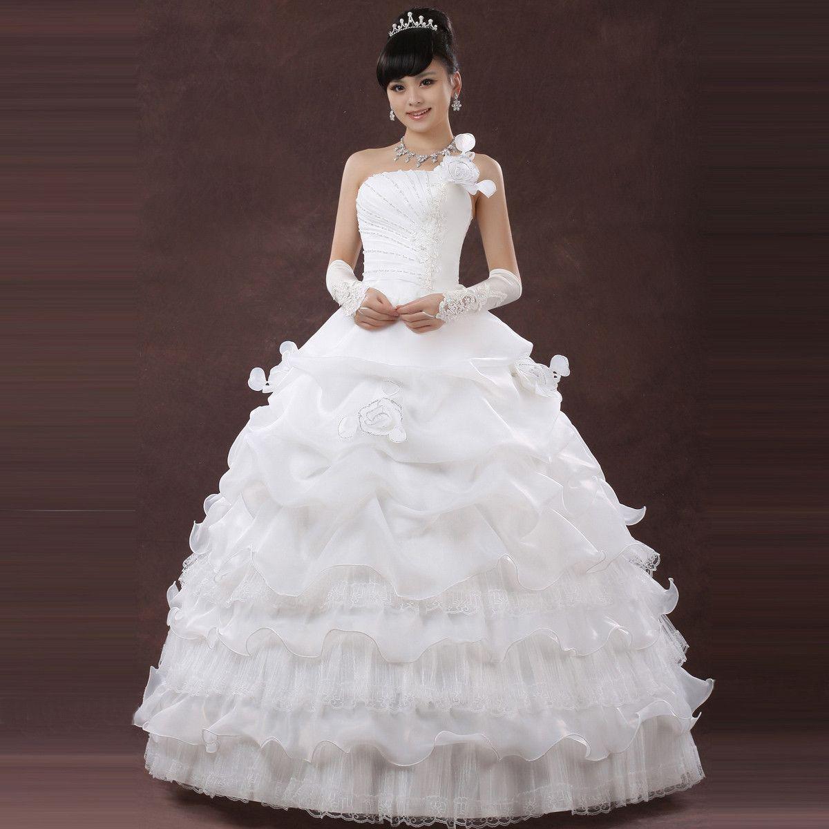 wedding dresses for cheap Cute Cheap Wedding Dresses