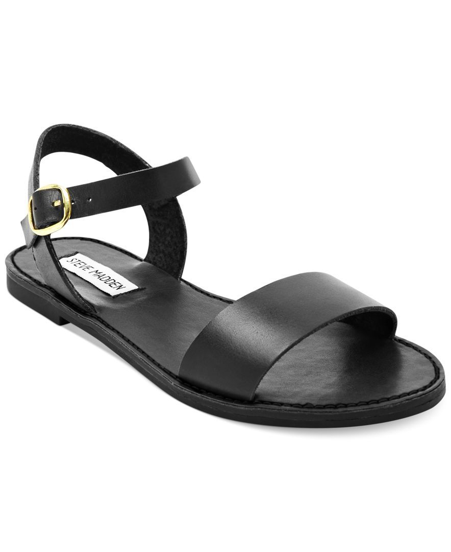 Steve madden donddi flat sandals sandals shoes macy s have these