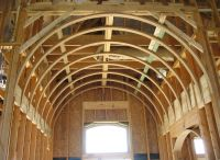 Barrel Vault Ceiling Systems | Prefabricated Barrel ...
