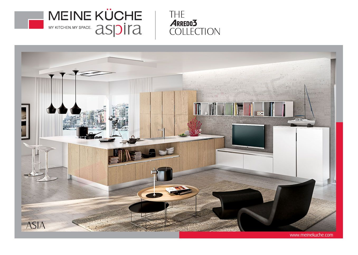 My Asia Küche Modern Kitchens From Arredo3 Collection Asia Arredo3