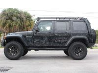 GOBI USA Stealth Roof Rack System for 07-up Jeep ...