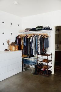 9 Ways to Organize a Bedroom With No (or Very Small