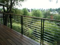 Deck Railings on Pinterest | Deck Railings, Railings and Decks
