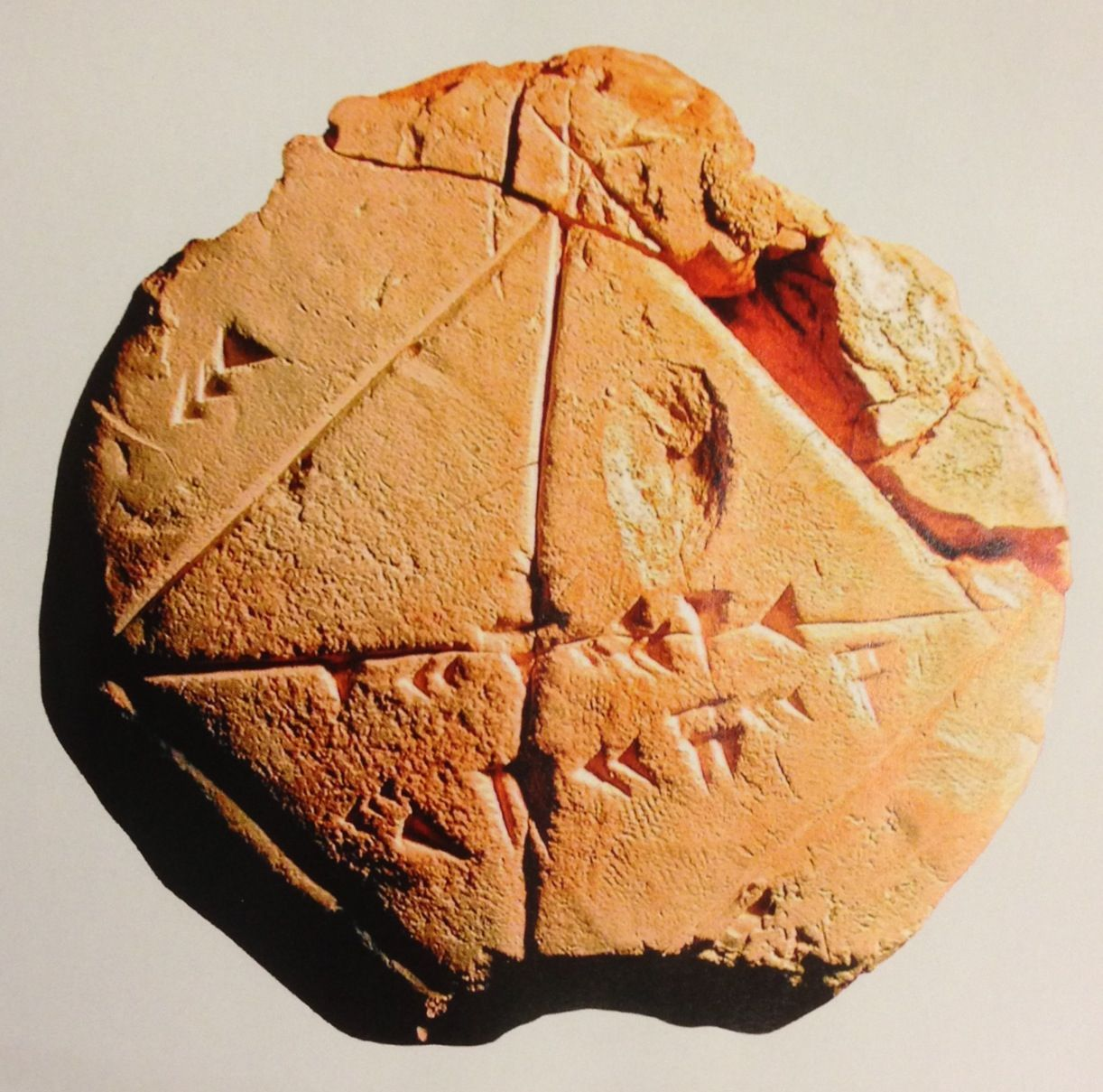 Dividir Raices Cuadradas Babylonian Quotpythagorean Theorem Quotthis Clay Tablet C 1900