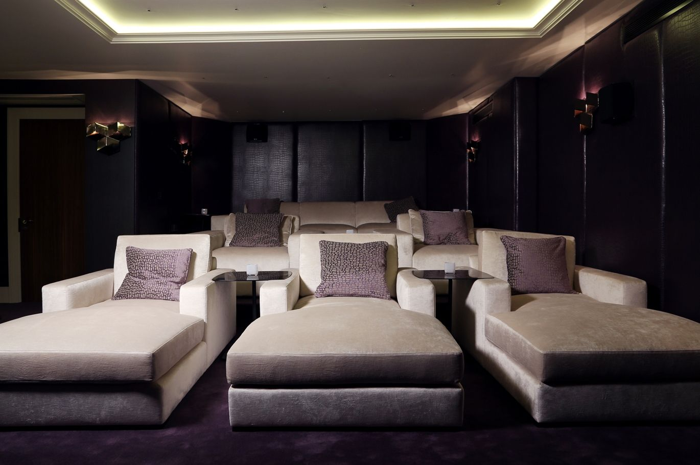 Theater Couches Movie Room Sofa Couch Perfect For A Bat Movie Room The