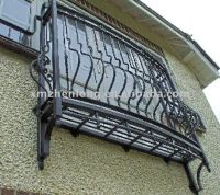 Decorative Wrought Iron Window Grill Design - Buy Iron ...