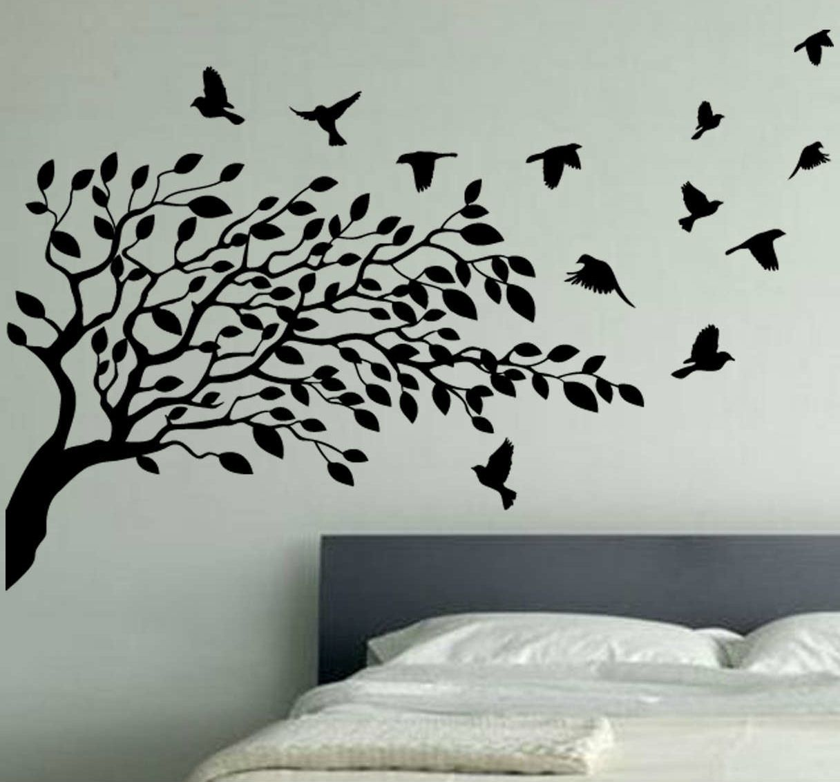 Wallpaper Wall Decals Stickers Art Vinyl Removable