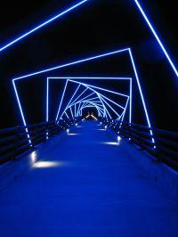 Tunnel of NEON lights   Outdoors   Pinterest   Neon ...