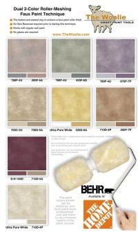 Home Depot Faux Finish Paint Color Combinations and Ideas ...