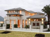 Large Modern House Exterior Design | House exterior design ...