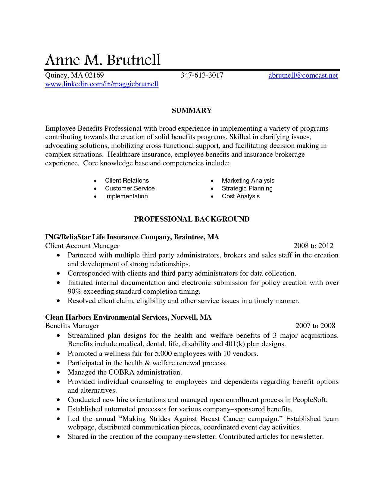 Executive Resume Writing Service.