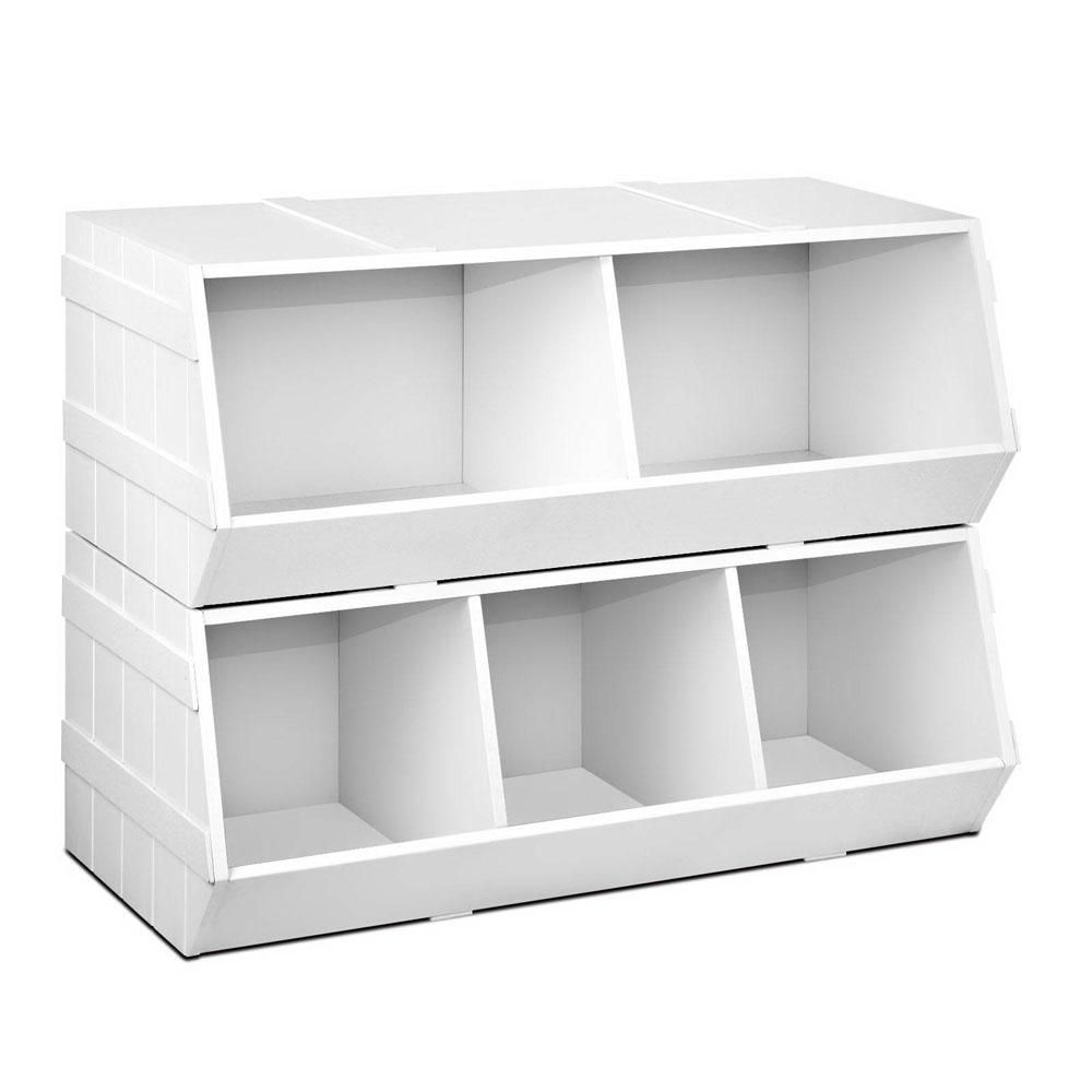 Storage Boxes Sydney Kids Toy Storage Box White Ampled Wevegotample