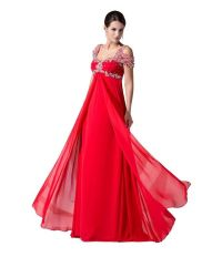plus size bridesmaid dresses with sleeves | cheap long red ...