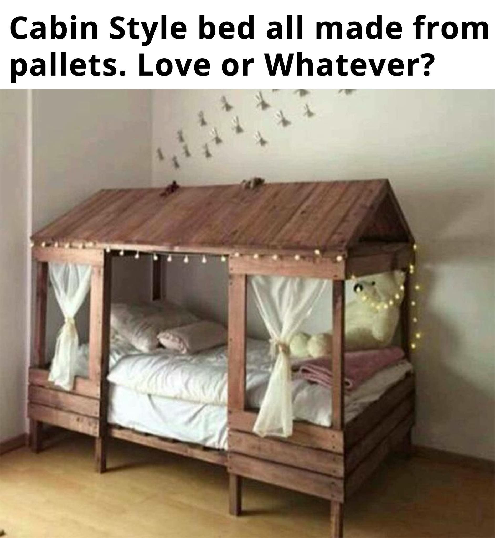 Diy Kids Beds Love This Idea For A Toddler Bed Looks Simple Enough To