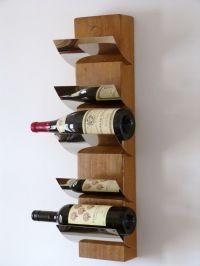 Wooden Wall Wine Rack Plans DIY blueprints Wall wine rack ...