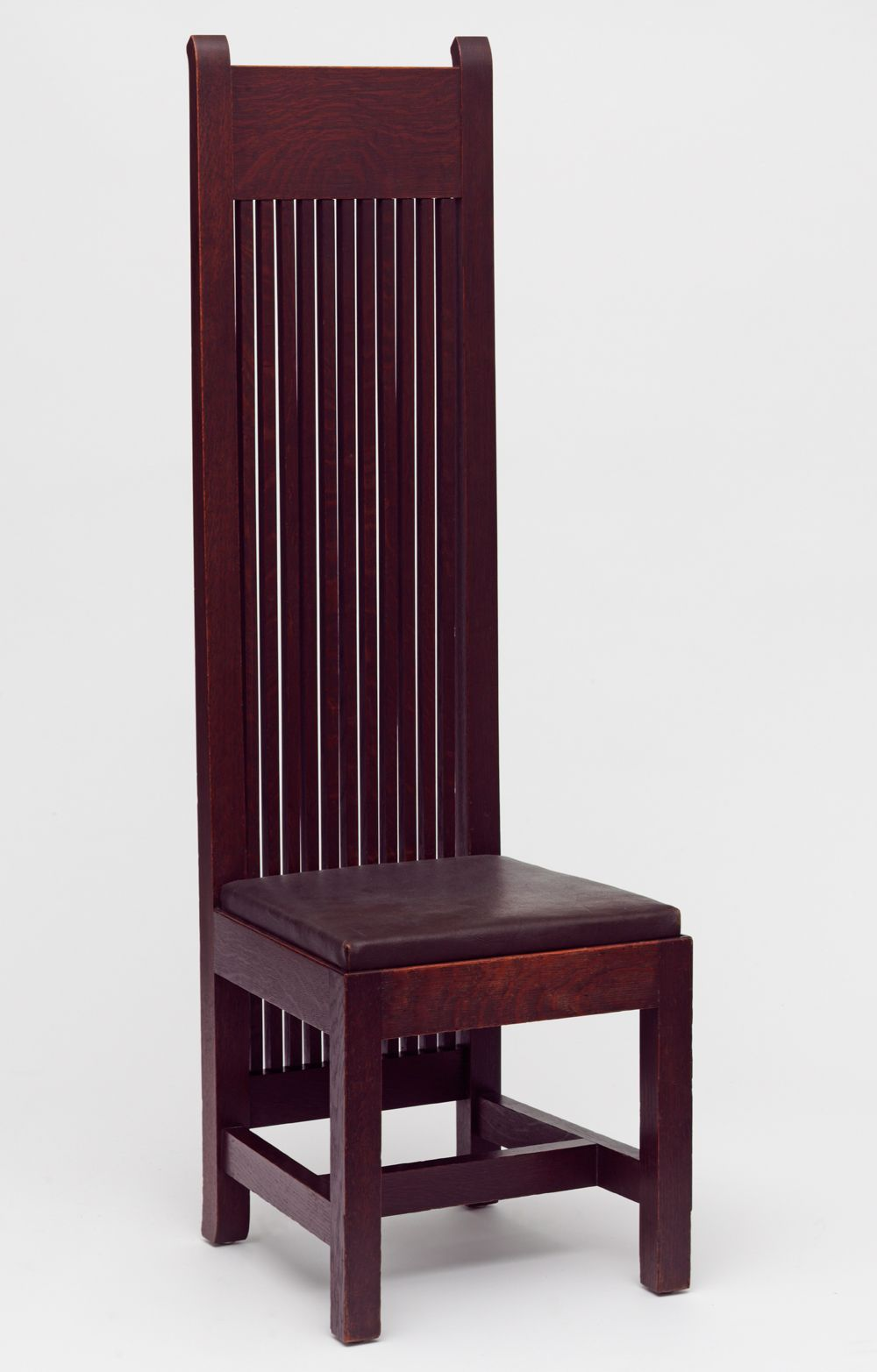 U s arts and crafts dining chair 1902 designer frank lloyd wright