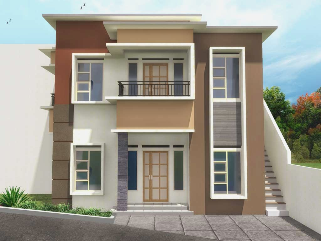 Design Your House Simple House Design With Second Floor More Picture Simple