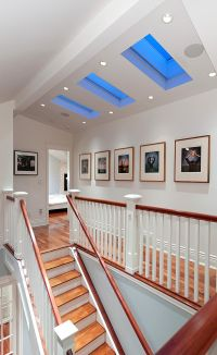 Classically Styled Staircase with Gallery Landing and ...
