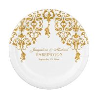 Paper Plates For Wedding Reception & Decorative Wedding ...